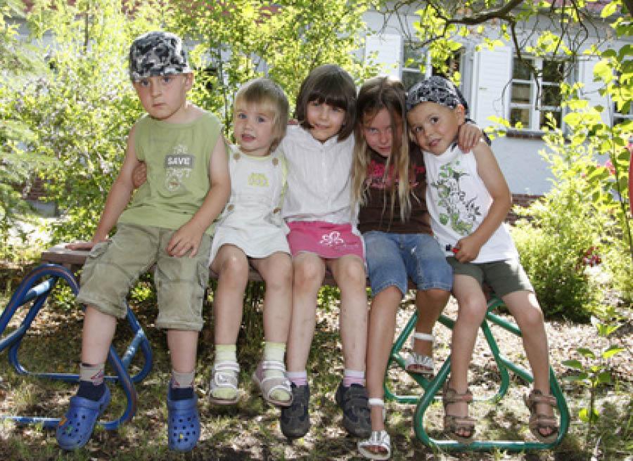 Kinder sind unsere Zukunft