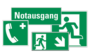 Rescue Signs
